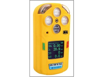 袖珍式防水型多参数气体测定器(四合一)二代